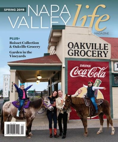 Napa Valley Life Magazine - Spring 2019 by