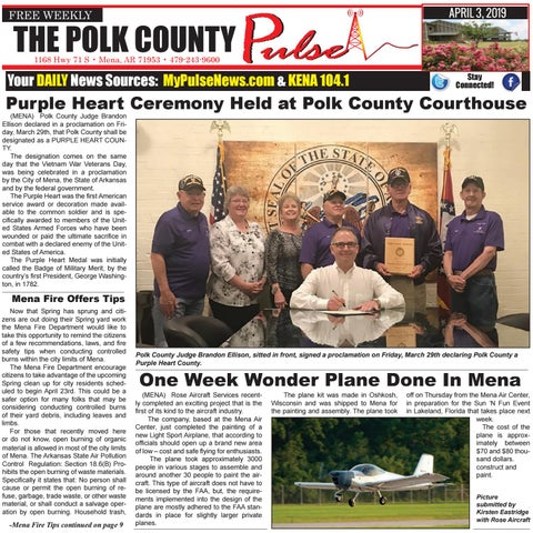 The Polk County Pulse by The Pulse - issuu