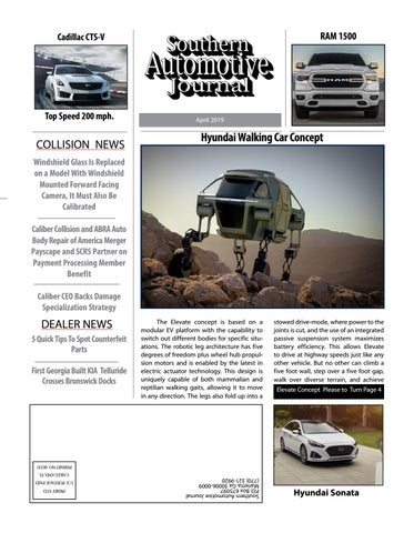 Southern Automotive Journal April 2019 Issue by Southern ... on
