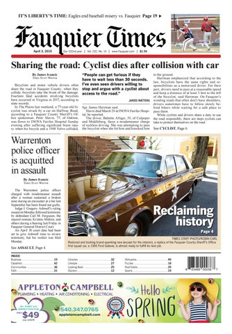 Fauquier Times 4-3-2019 by Fauquier Times - issuu