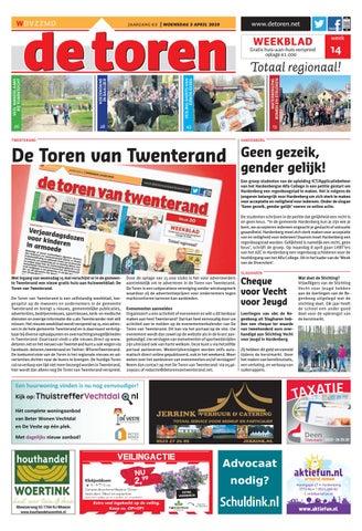 3d8686a247a De Toren week 14 2019 by Weekblad De Toren - issuu