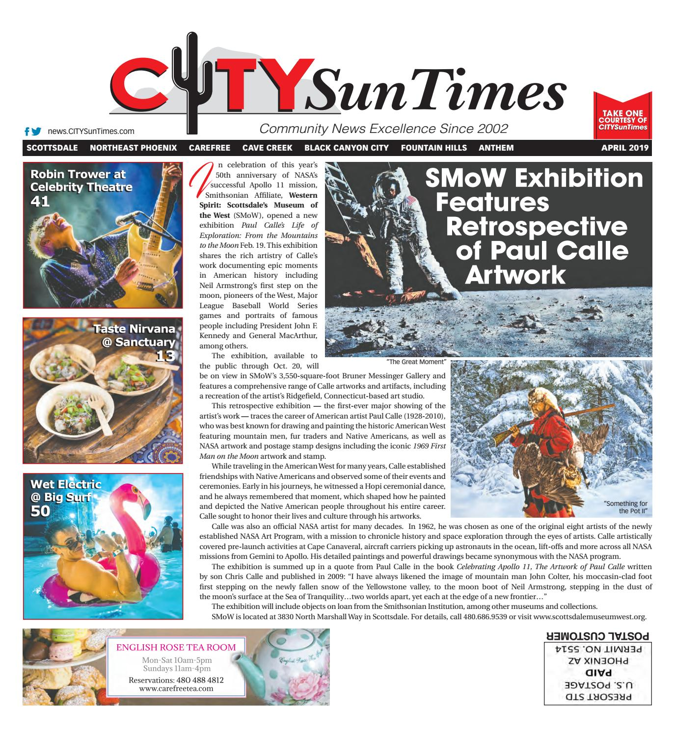 North Valley April 2019 CITYSunTimes
