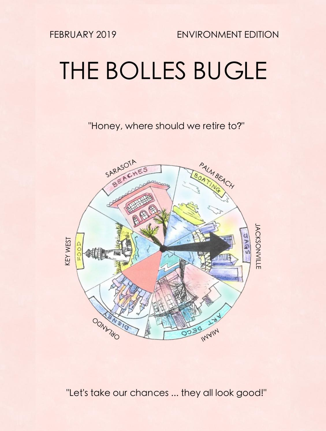 The Bolles Bugle March 2019 by bollesbugle - issuu on