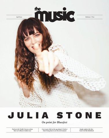 The Music (Brisbane) April Issue by TheMusic com au - issuu