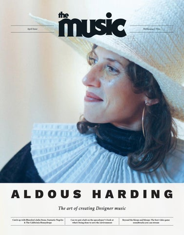 The Music (Melbourne) April Issue by TheMusic com au - issuu