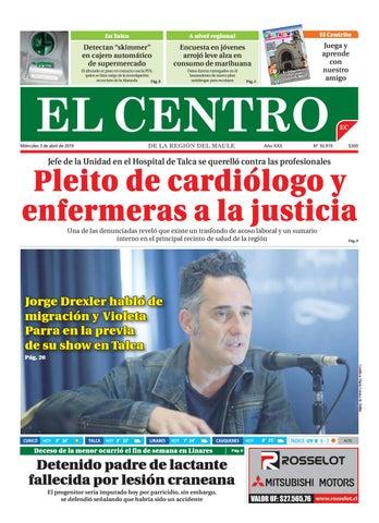 e2a2bc0e diario 03-04-2019 by Diario El Centro S.A - issuu