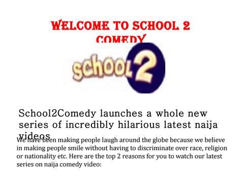 Latest naija comedy video