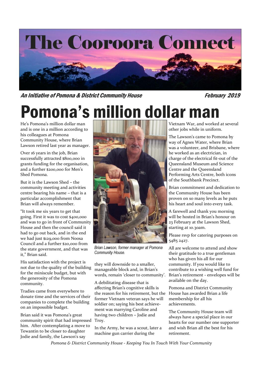 Cooroora Connect February 2019 by Heather Manders - issuu