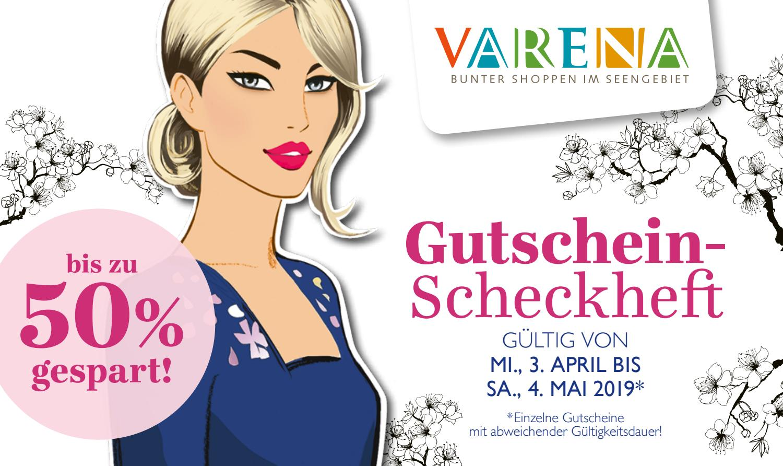 Gutscheinheft Frühling 1 2019 By Varena Vöcklabruck Issuu