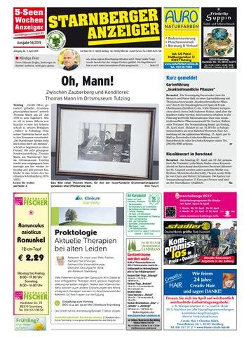 KW 14-2019 by Wochenanzeiger Medien GmbH - issuu