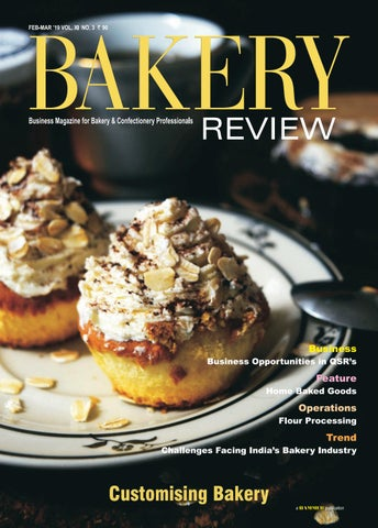 Bakery Review (Dec-Jan 2017) by Bakery Review - issuu