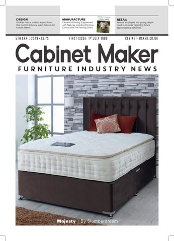 Strange Cabinet Maker 5Th April 2019 By Cabinet Maker Issuu Creativecarmelina Interior Chair Design Creativecarmelinacom