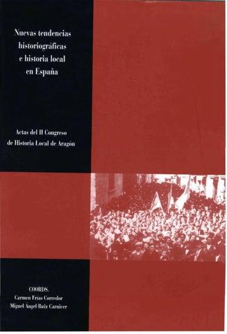 b4fe665d16 Nuevas tendencias historiográficas e historia local en España. Actas ...