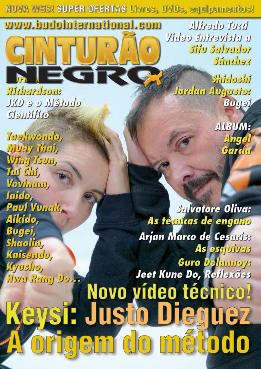 Cinturao Negro Revista Portugues 378 Março Parte 2 2019 By Budo