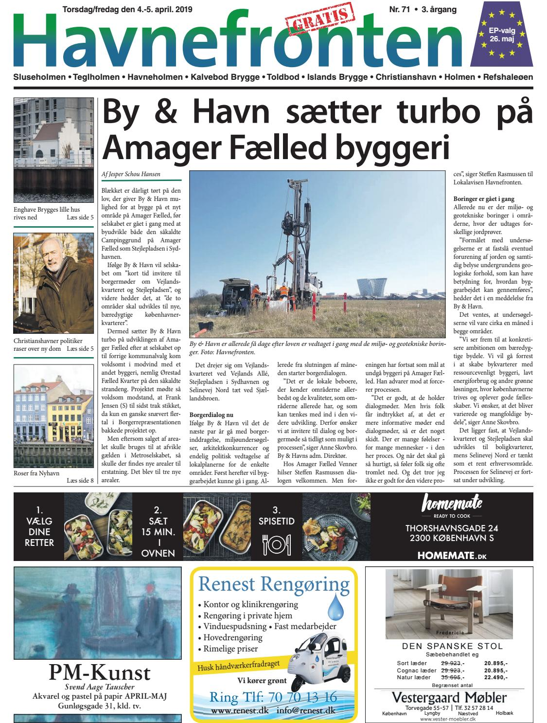 c8d199248023 Lokalavisen Havnefronten 4.-5. april 2019 by Havnefronten - issuu