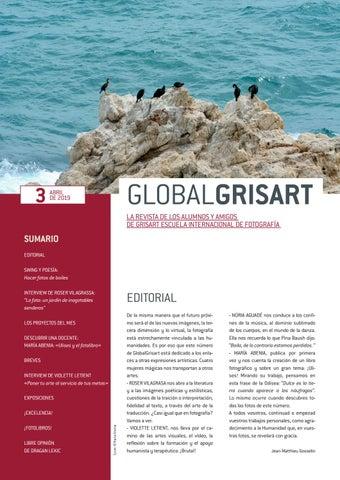 Page 2 of Global Grisart Nº3