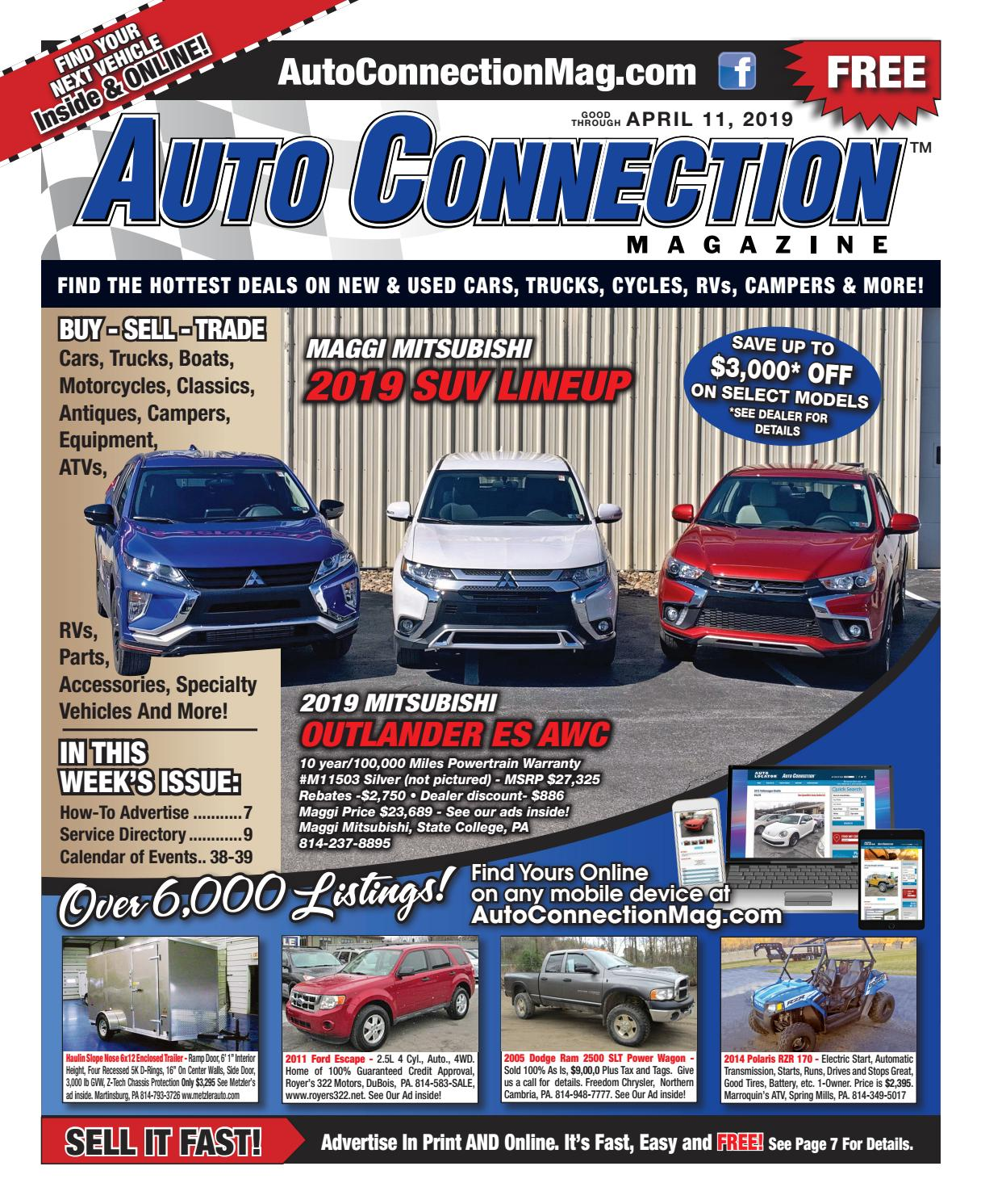 Murray Ford Dubois Pa >> 04 11 19 Auto Connection Magazine By Auto Locator And Auto
