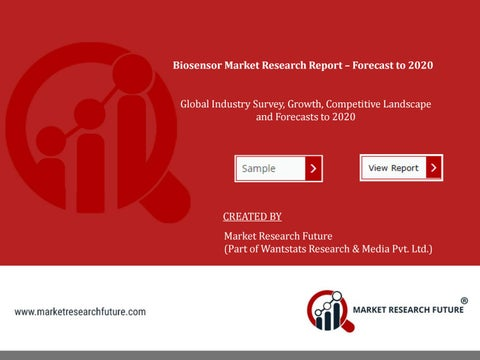 Biosensors Market Study and Business Insight 2023 |Top