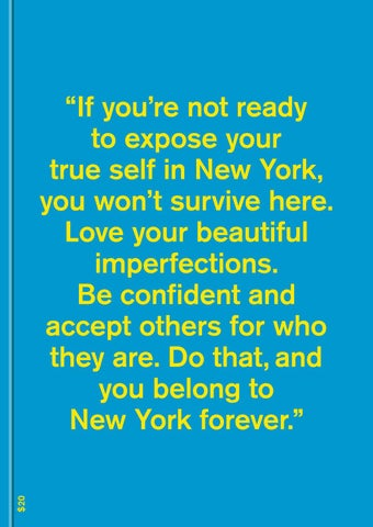 Quoted Magazine, A love letter to New York by Quoted