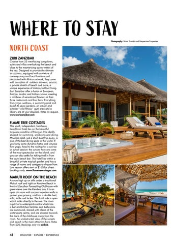 Page 50 of Where To Stay: North Coast