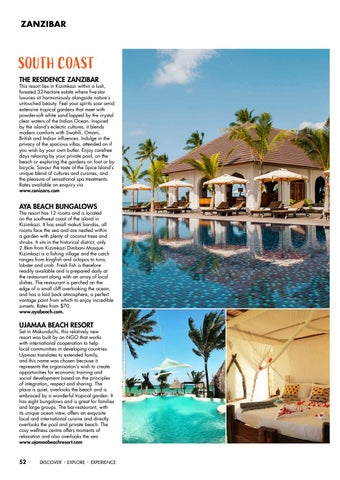 Page 54 of Where To Stay: South Coast