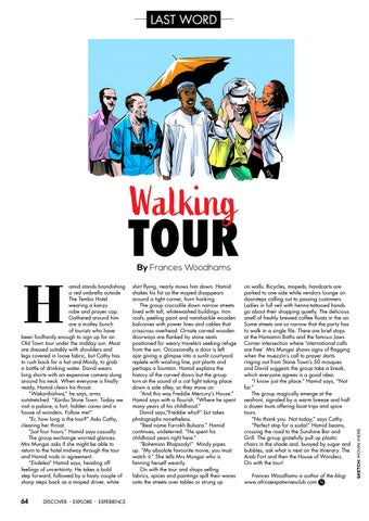 Page 66 of Last Word: Walking Tour