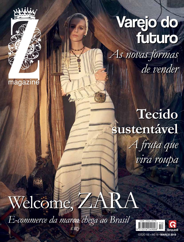 210828b27 Z Magazine - Edição 150 - Março 2019 by Z Magazine - issuu