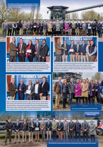 Page 9 of Farmers Guide Awards 2019