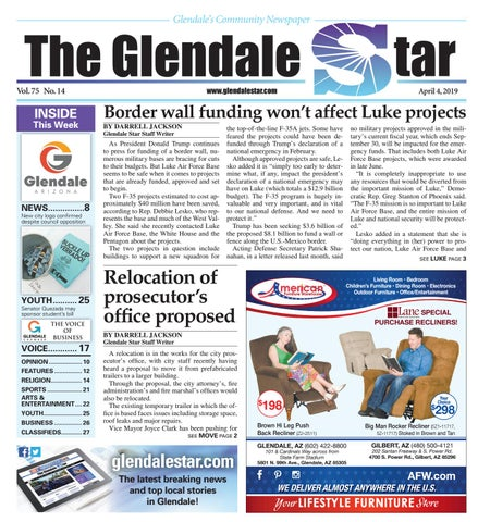 Glendale Star: 04-04-2019 by Times Media Group - issuu