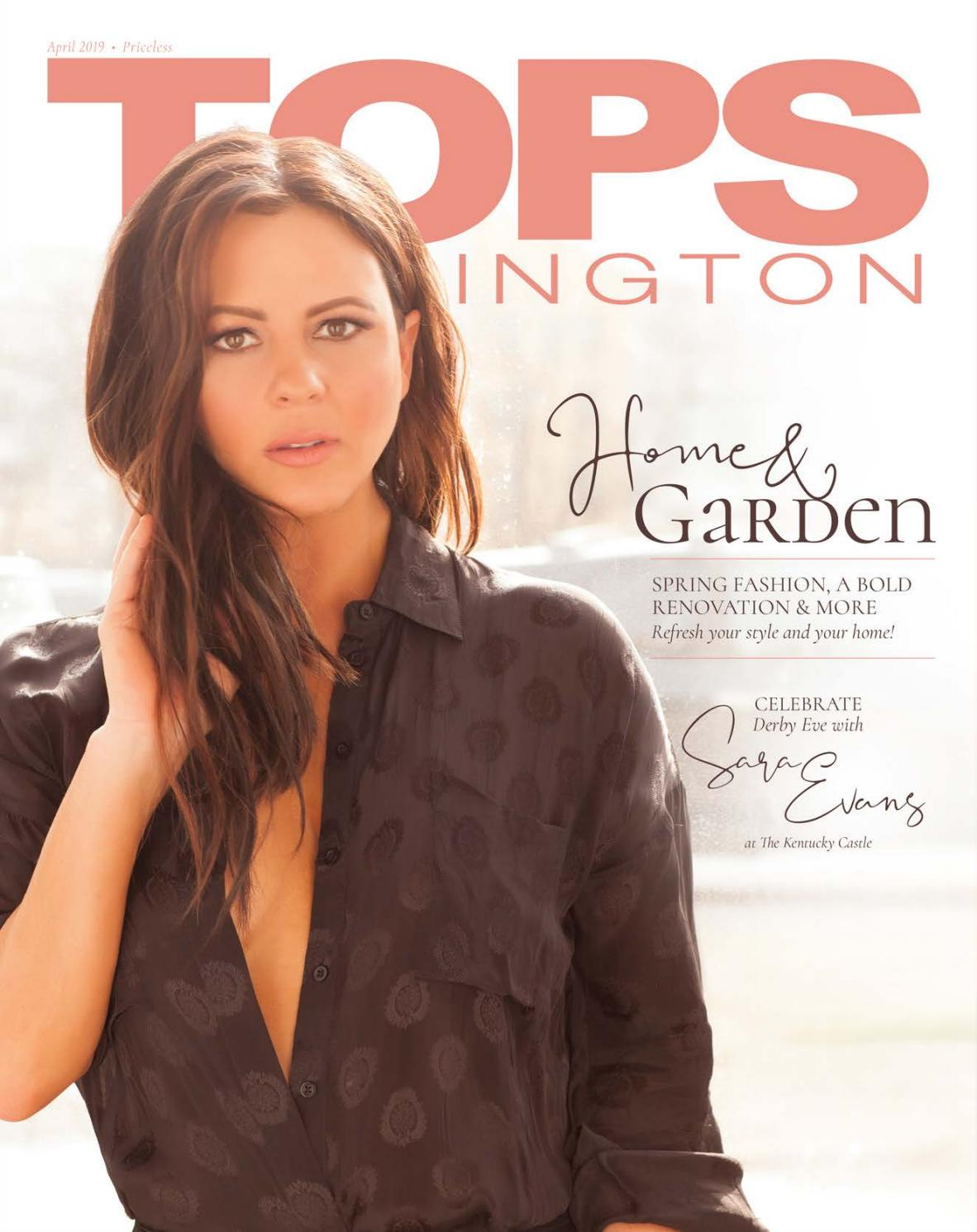 April 2019 Tops In Lexington Magazine By Tops Magazine Issuu
