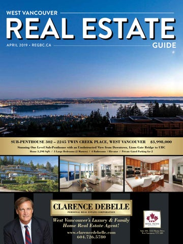 west vancouver real estate guide april 2019 by british columbia real rh issuu com
