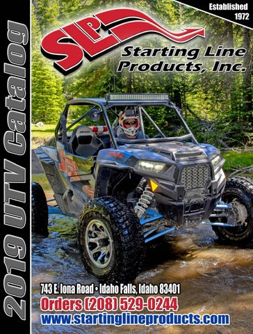 2019 Starting Line Products (SLP) UTV Catalog by Starting