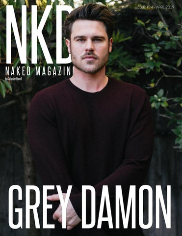 NKD Mag - Issue #94 (April 2019)