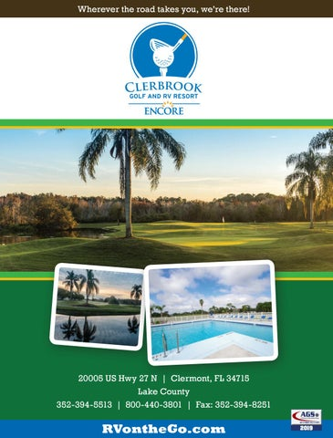Clerbrook Golf & RV Resort by AGS/Texas Advertising - issuu