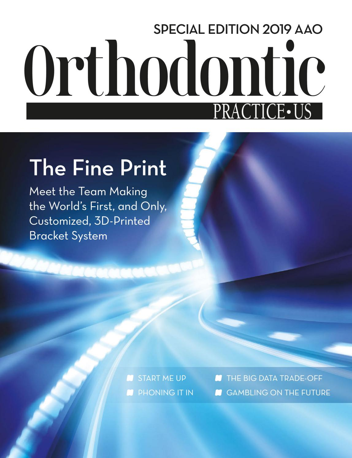 b1c1532a0 Orthodontic Practice US - AAO 2019 LightForce Supplement by MedMark ...
