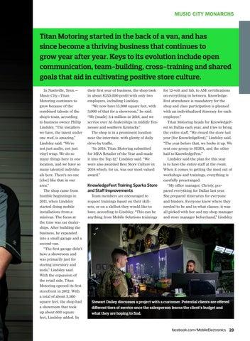 Page 29 of Real World Retail: Titan Motoring