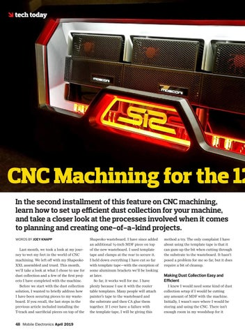 Page 48 of Tech Today: CNC Machining for the 12-Volt Industry, Part 2