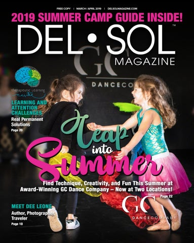 Del Sol Magazine - March/April 2019 by ZCode Magazines
