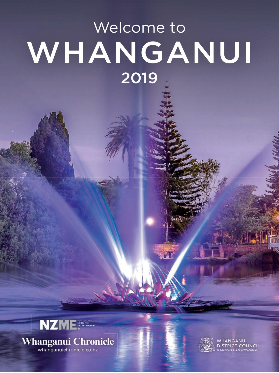 51bc50b3de18f Welcome to Whanganui 2019 by NZME. - issuu