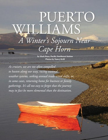 Page 28 of Puerto Williams: A Winter's Sojourn near Cape Horn