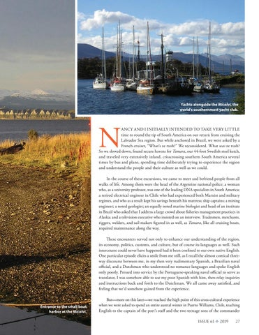Page 29 of Puerto Williams: A Winter's Sojourn near Cape Horn