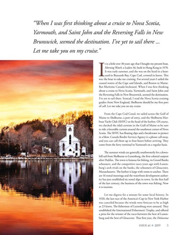 Page 7 of Cruising Nova Scotia
