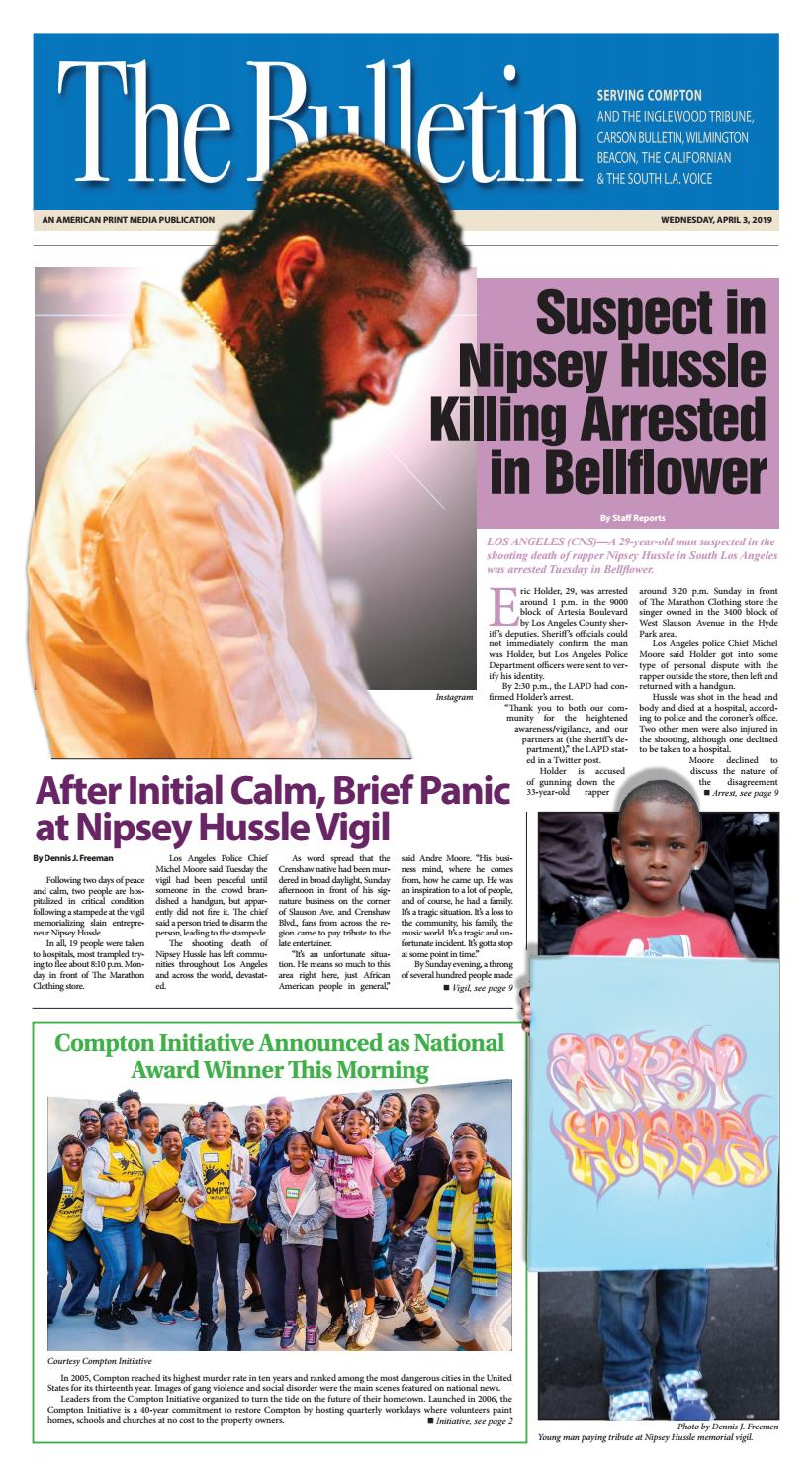 The Bulletin by The Compton Bulletin - issuu