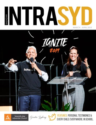 March - April 2019 IntraSyd by Sydney Adventist - issuu