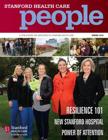 Stanford Health Care People - Spring 2019 by Stanford Health