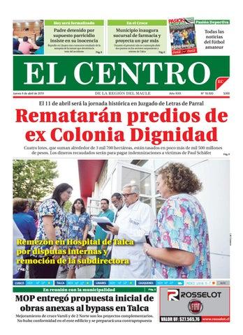 f4538d7362 diario 04-04-2019 by Diario El Centro S.A - issuu