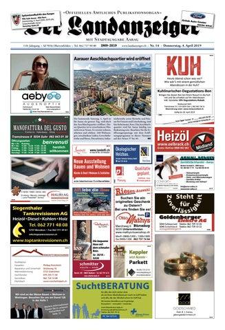 03ddf8d57ac6e0 Der Landanzeiger 14 19 by ZT Medien AG - issuu