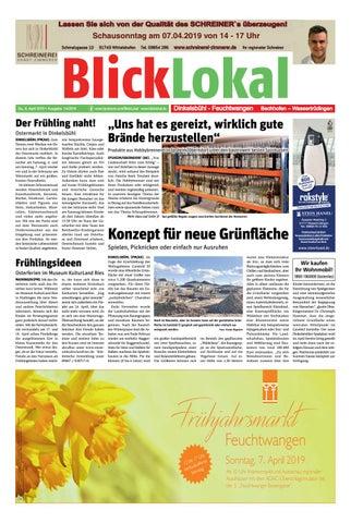 Blicklokal Dinkelsbuhl Kw 14 2019 By Blicklokal Wochenzeitung Issuu