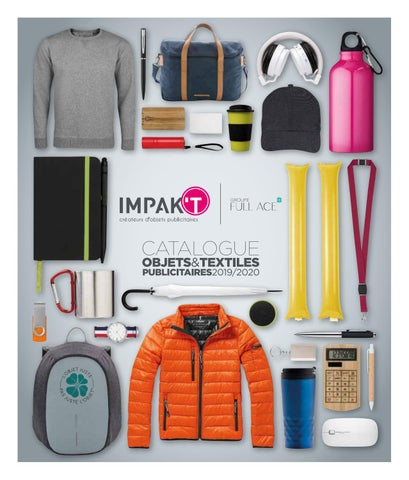 OG10 IMPAKT by Objectif Goodies issuu