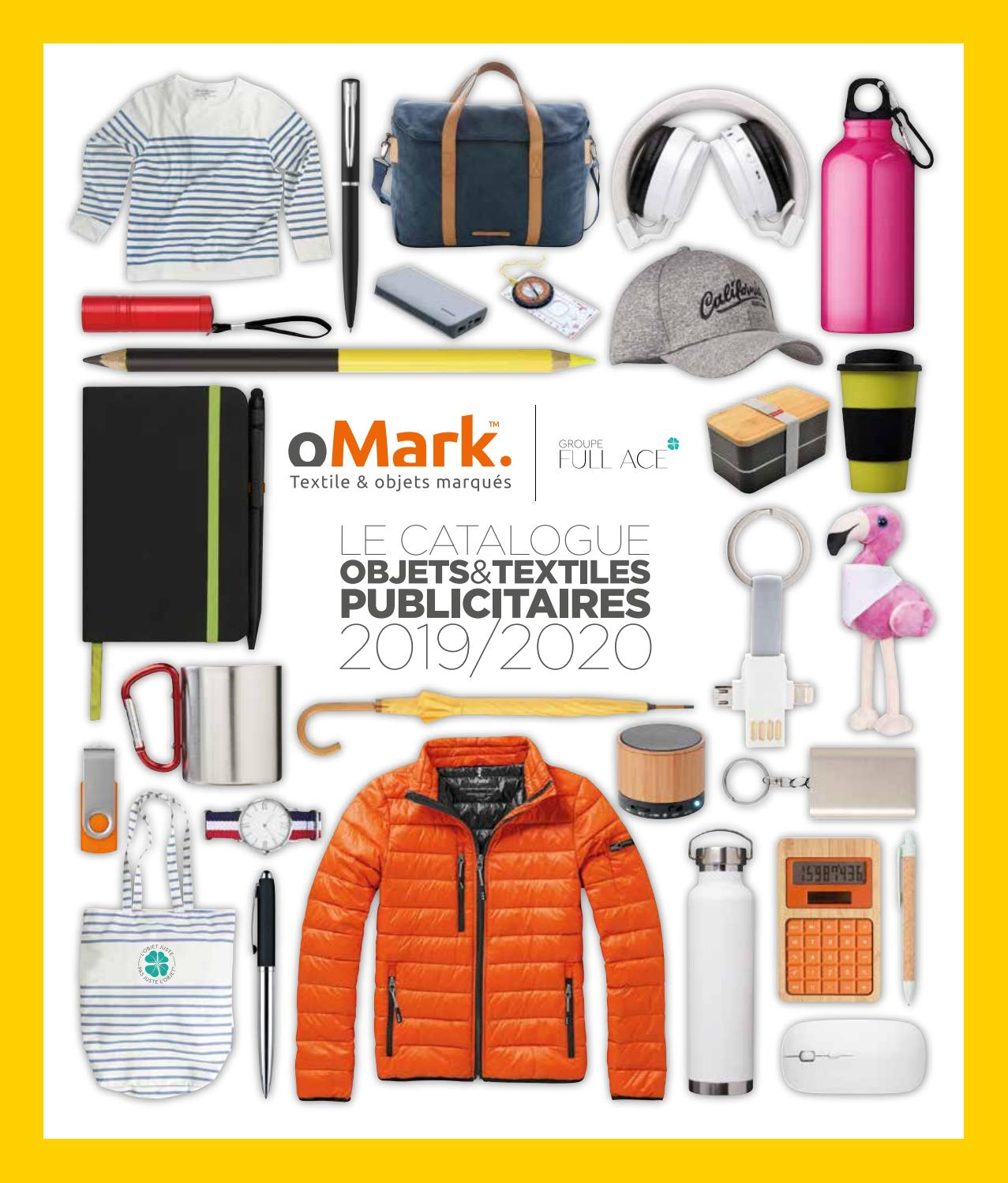 OG10 OMARK by Objectif Goodies issuu